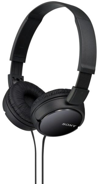 Sony Over Ear Headphone With Out Mic Black