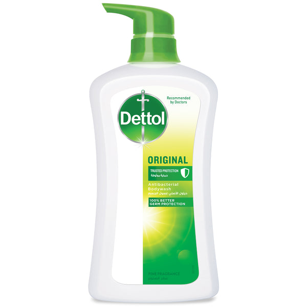 Dettol Original Anti-Bacterial Body Wash 500ml