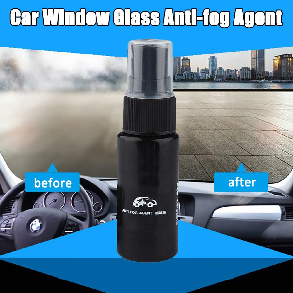 30ml Auto Glass Anti fogging Agent Car Window Windshield Cleaning Rain-Proof Hydrophobic Water Repellent spray Glass Cleaners