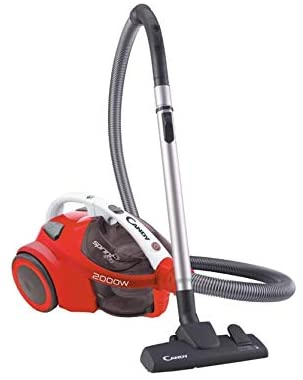 CANDY SPRINT EVO VACUUM CLEANER CSE2000 2000W RED