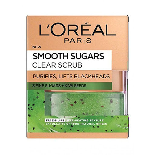 LOREAL PURE CLAY MASK 50ML    L158