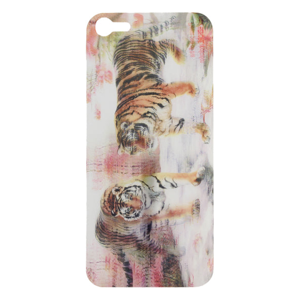 3D Effect South China Tigers Back Screen Protector For iPhone 5