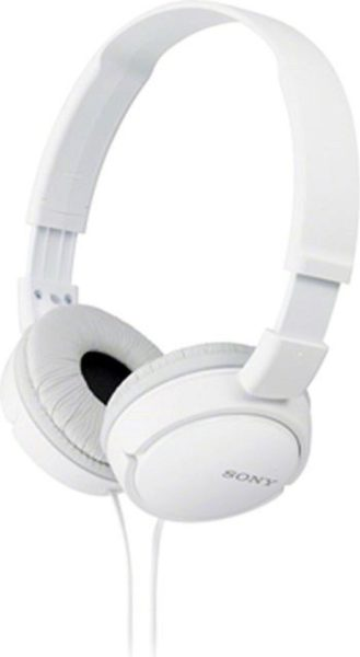 Sony MDRZX110AP On Ear Headphone White