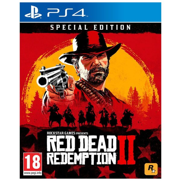PlayStation Games - PS4 Red Dead Redemption II Special Edition Game | Buy online in Bahrain