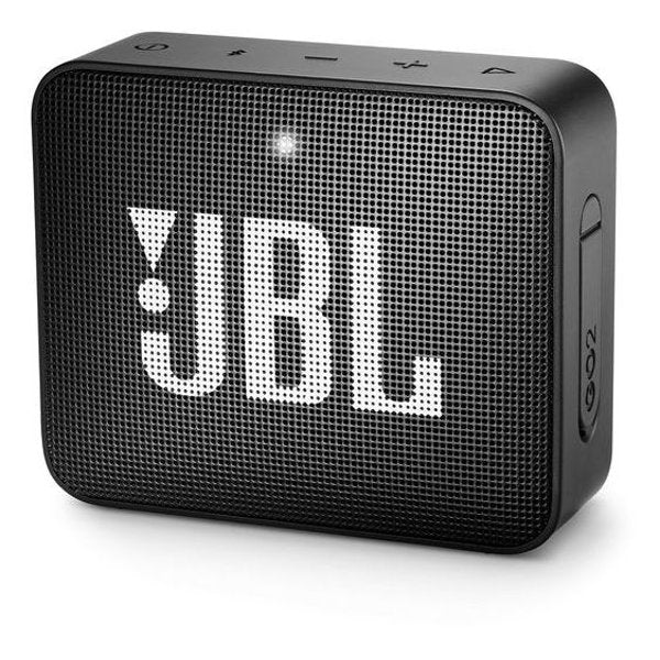 JBL GO2 Portable Bluetooth Speaker Black