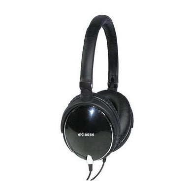 Eklasse EKANC03XM Wired Headphone Black