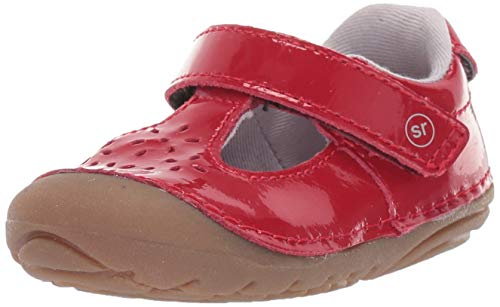شقة Stride Rite Baby-Girl's Soft Motion Amalie Mary Jane - - 5 M US Toddler