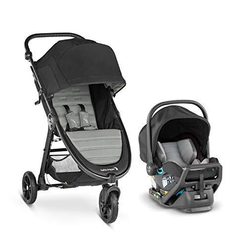 Baby Jogger City Mini GT2 Travel System, Slate