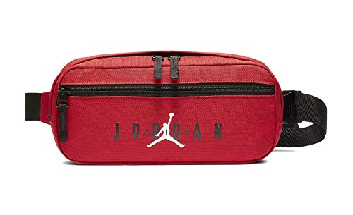 Nike Air Jordan Jumpman Crossbody Bag (One Size, Gym Red)