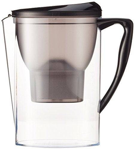 AmazonBasics Water Filter Jug 2.3L - Black