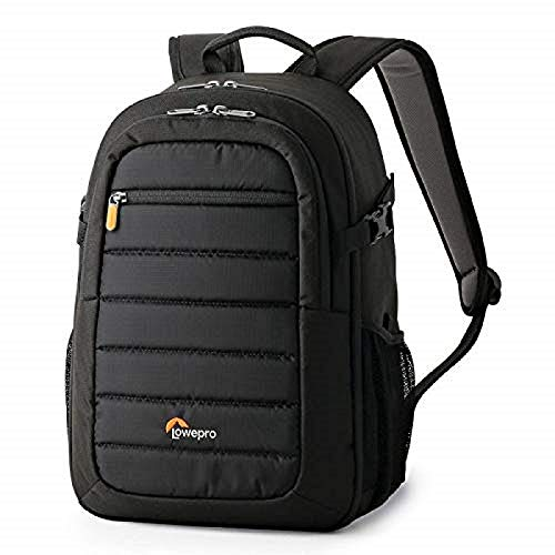 Lowepro LP36892-PWW Tahoe 150 Backpack for Camera, Stores DSLR with Lens Attached, CSC, Mirrorless, 10 Inch Tablet, Black