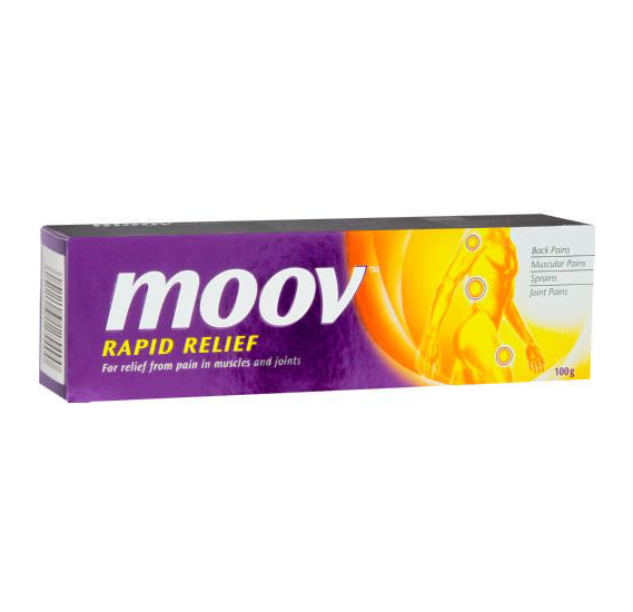 Moov Pain Relief Cream 100gm