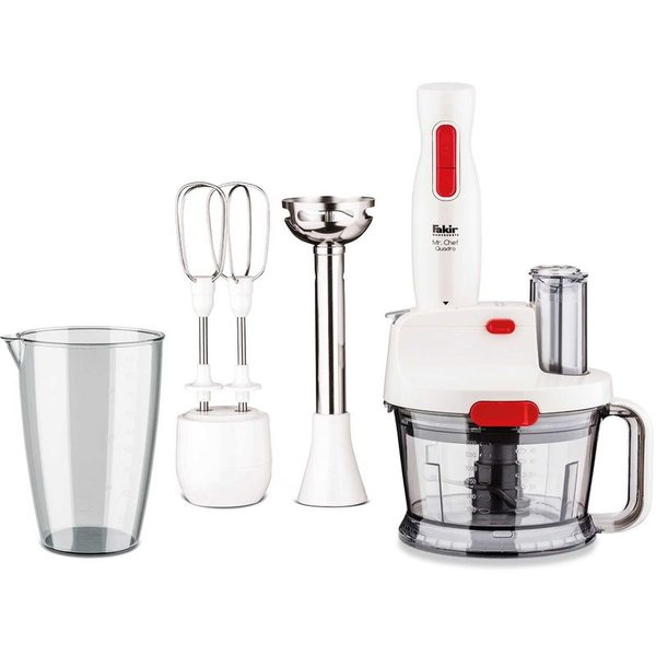 Fakir Mr.Chef Quadro Blender Set 41004245