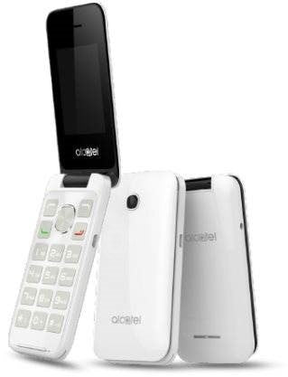 ALCATEL - 2051D Pure White
