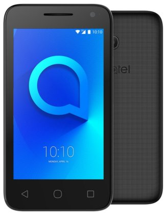 ALCATEL U3-2018 4034D Volcano Black 3G