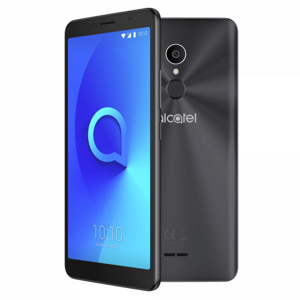 Alcatel 3C 5026D Metallic Black-4G