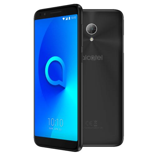 ALCATEL 5034D 3L Metallic Black-4G