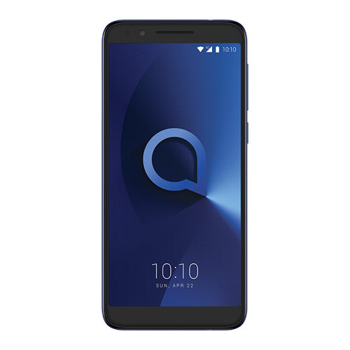 ALCATEL 3L 5034D - Metallic Blue-4G