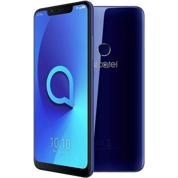 ALCATEL 5V 5060D - 4G Spectrum Blue