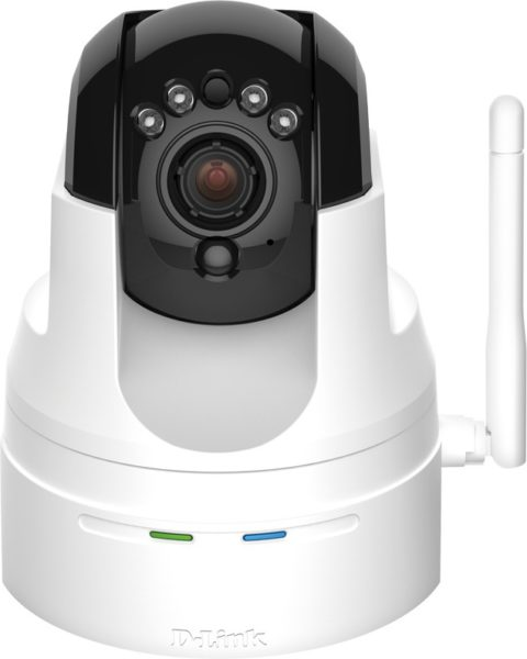 Dlink DCS5222L HD Wireless N Pan-Tilt Network Camera