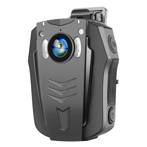 BOBLOV PD70 Wifi Body Camera 1296P Wearable Body Cameras Night Vision Camera Built-in Memory Light and Small Body with Audio Recording 170 Degree for Law Enforce or Daily Use (PD70 Wifi 64G)