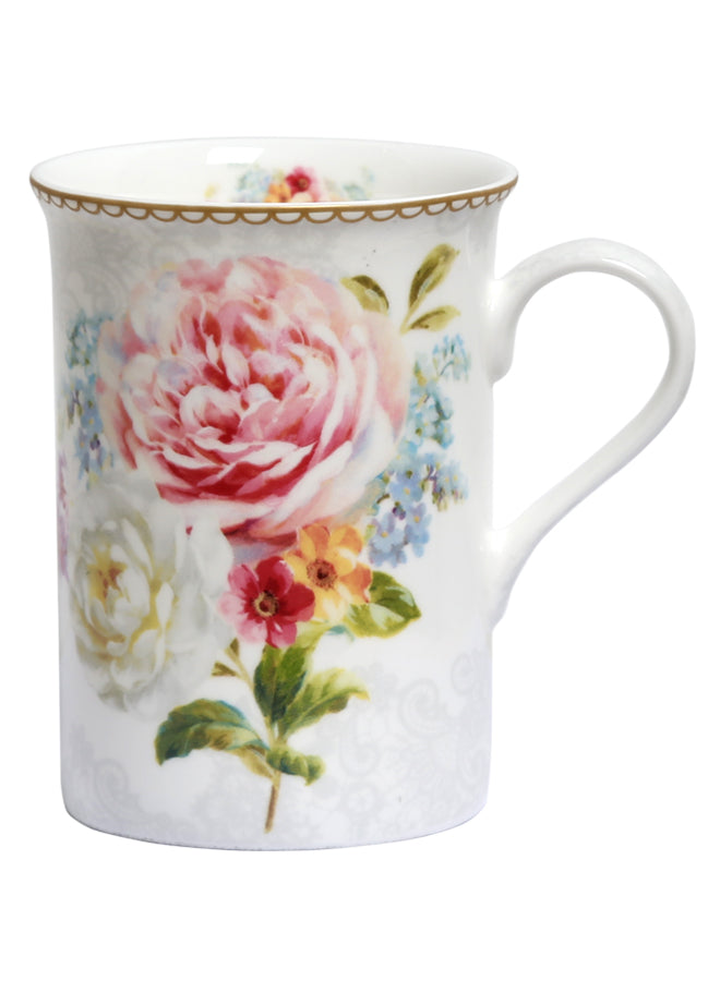 ROMANTIC LACE SINGLE MUG/250ML
