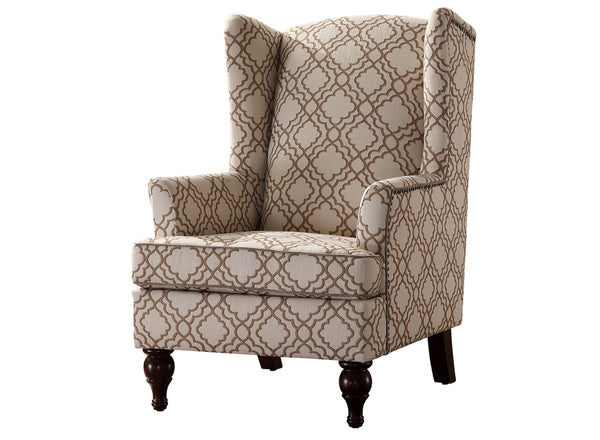 KENSINGTON ARM CHAIR/GREY