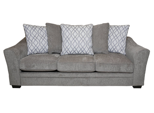LEGACY 3STR SOFA BED / GREY