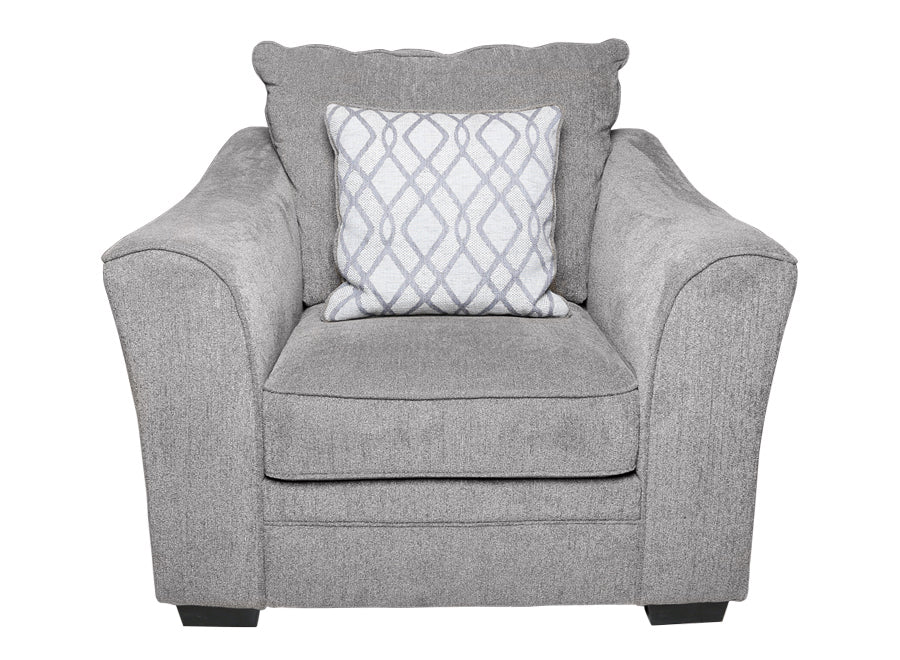 LEGACY 1STR SOFA/GREY