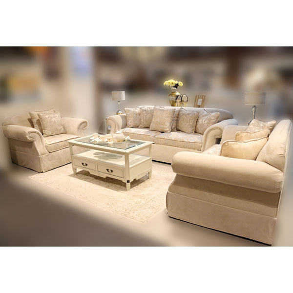 NEW RICHIE 3+2+1 SOFA SET