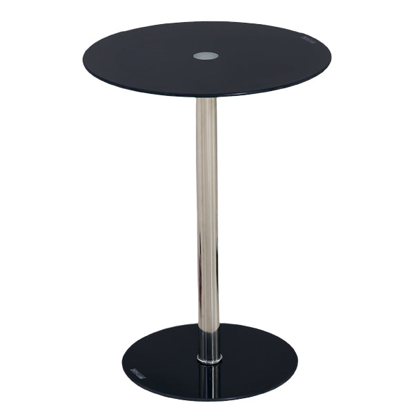 SAMANTHA BAR TABLE/BLACK TOP