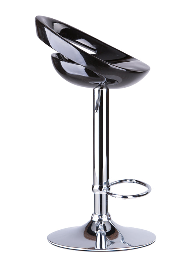 LABEL/BUD BAR STOOL BLK/2-35