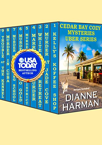 سيدار باي Cozy Mysteries Uber Series Kindle Edition