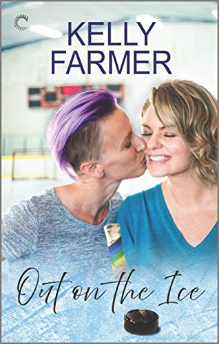 Out on the Ice: نسخة WLW Hockey Romance Kindle