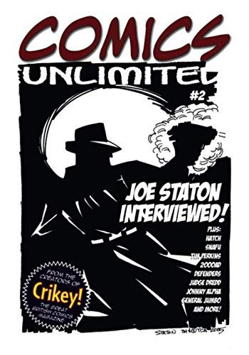 Comics Unlimited Paperback - 1 سبتمبر 2020