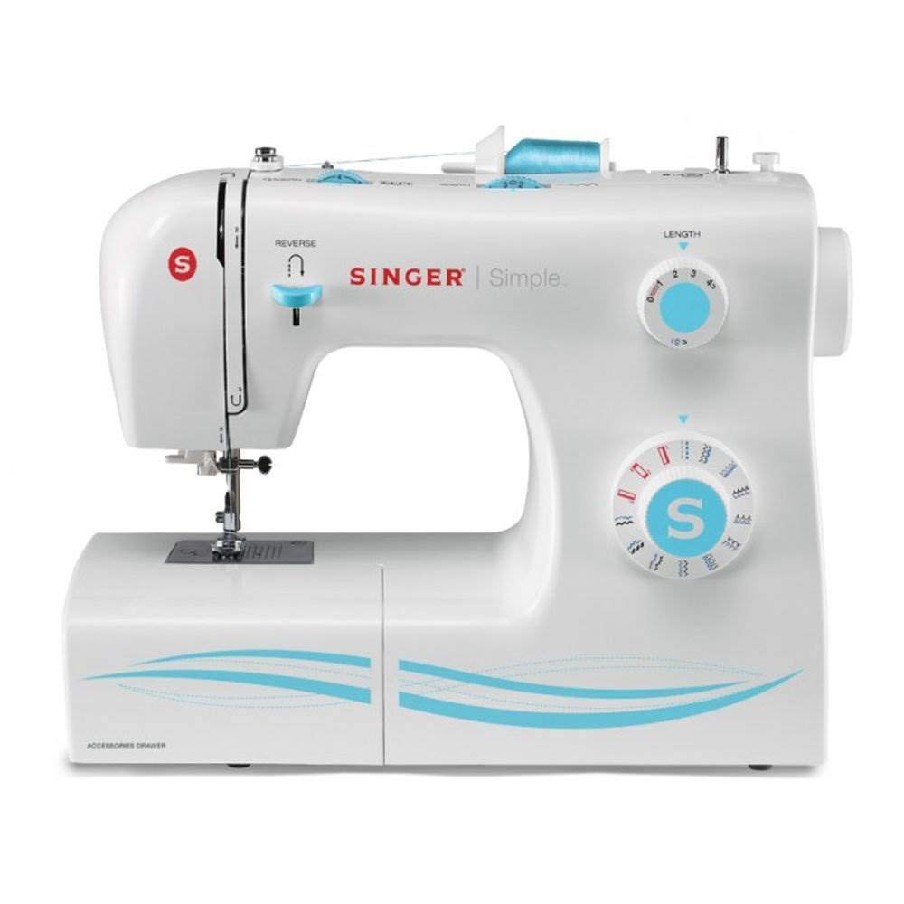 Singer Simple 2263 23-Stitch Sewing Machine White