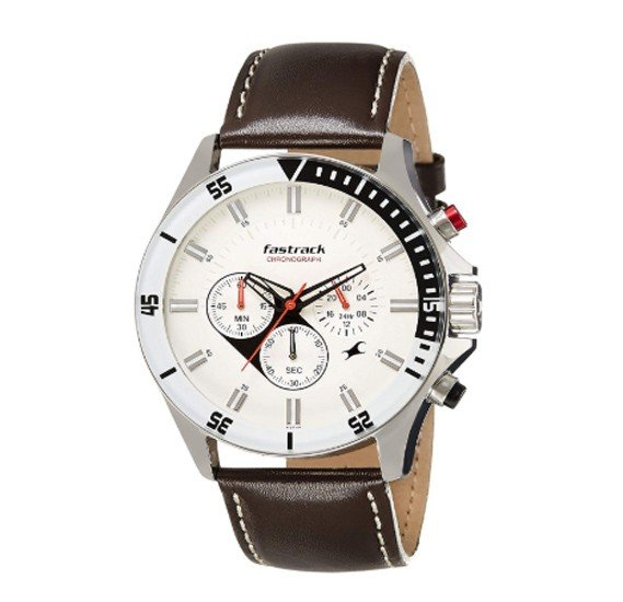 Fastrack 3072SL01 Watch For Men