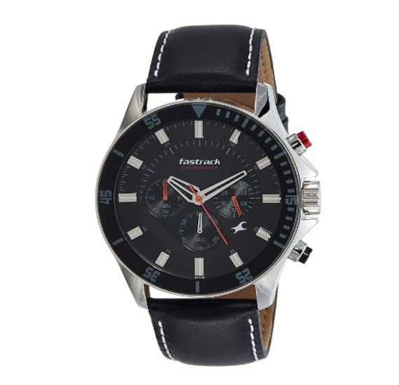 Fastrack 3072SL02 Watch For Men