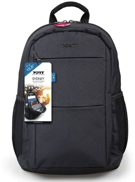 Port 135073 Sydney Backpack 15.6inch Black