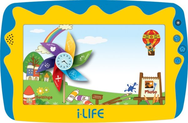 ILife Kids Tab Tablet Android WiFi 8GB 512MB 7inch Blue