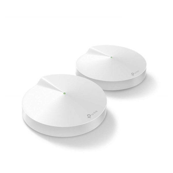 TP-Link Deco M9 Plus AC2200 Smart Home Mesh Wi-Fi System 2 Pack