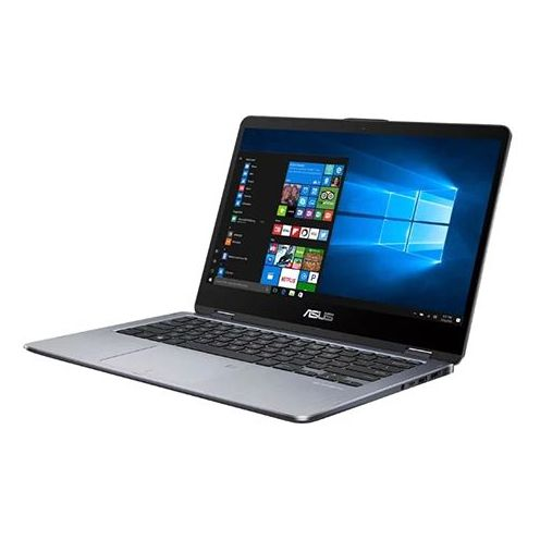 Asus Vivobook S510UF Laptop - Core i5 1.6GHz 8GB 1TB+128GB 2GB 15.6inch FHD Grey Metal