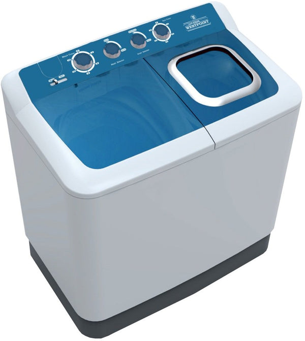 Westpoint Twin Tub Top Load Semi Automatic Washer 10kg WTW1015P