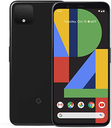 Google Pixel 4 - 128GB, 6GB RAM Just Black