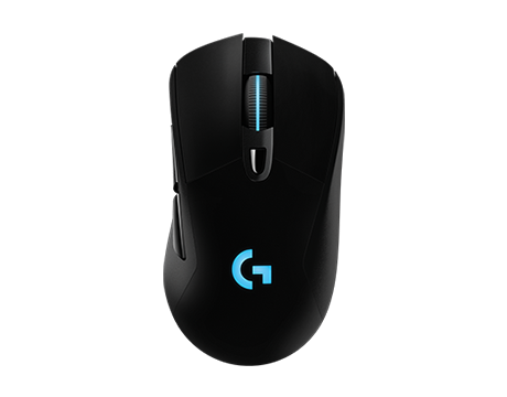 Logitech Gaming Mouse Wireless G703 LIGHTSPEED™