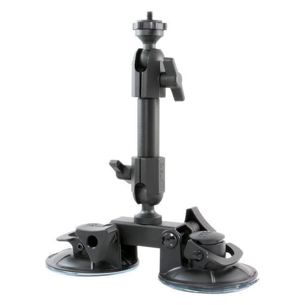 Delkin Fat Gecko Camera Mount (Suction)