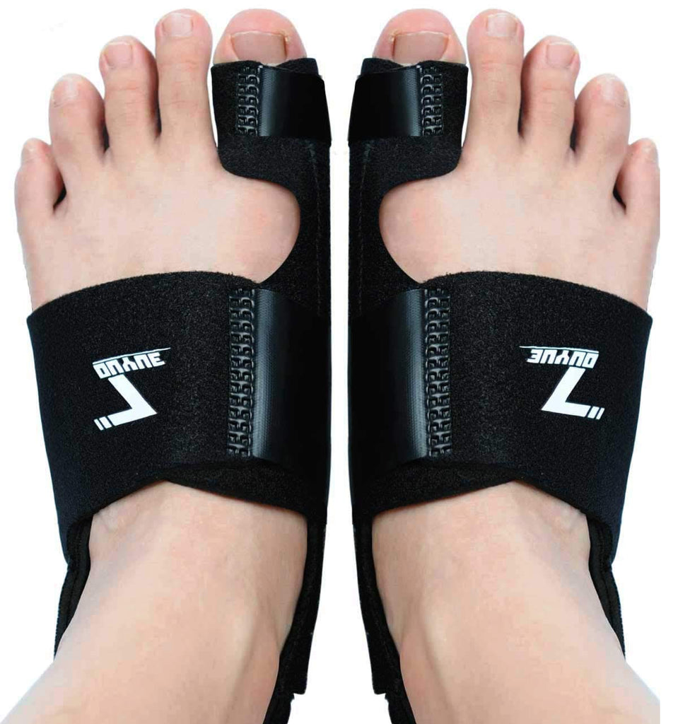 ZOUYUE Bunion Corrector, Orthopedic Bunion Splint, Adjustable Big Toe Separator Pain Relief for Day and Night, Non…