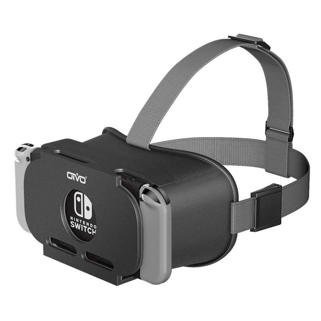 OIVO VR Headset for Nintendo Switch ، 3D VR Virtual Reality Goggles ، VR Glasses for Nintendo Switch