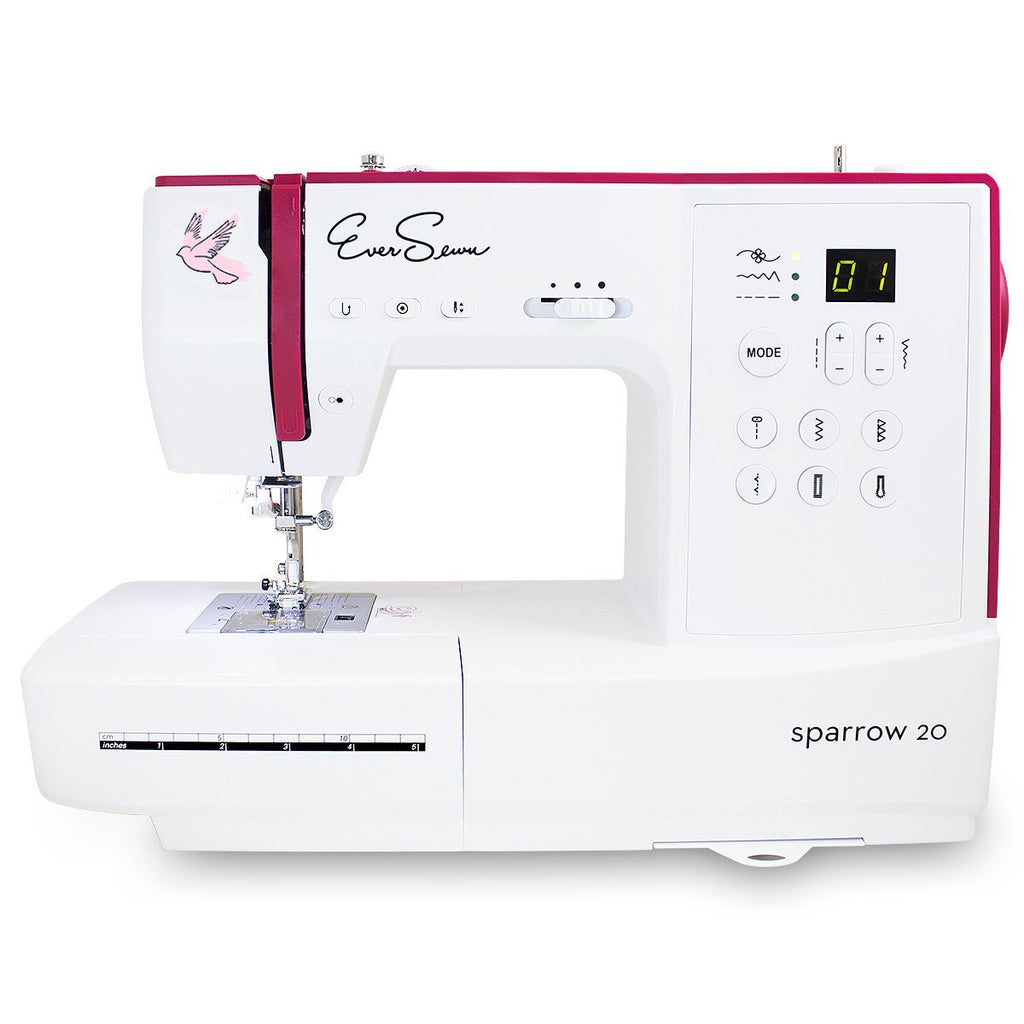 EverSewn - Sparrow 20-80 Stitch Computerized Sewing Machine