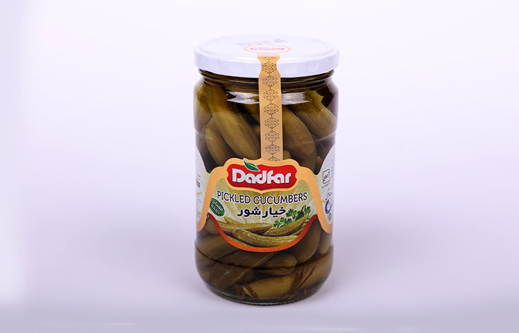 DADFAR CUCUMBER PICKLE 700G.5001   5000    L188.